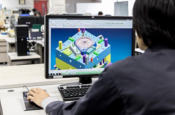 CAD/CAM システム